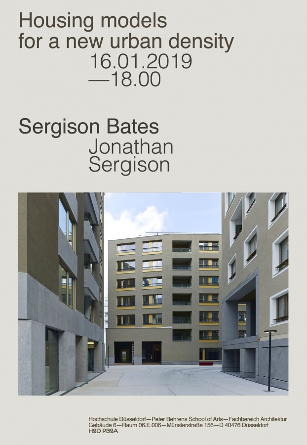 Sergison Bates Architects